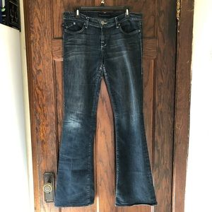 Rock & Republic boot cut jean, 31